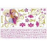 kalotaranis.gr-wall decal,,dinsey,frozen,Elsa,Anna,headboard,letters