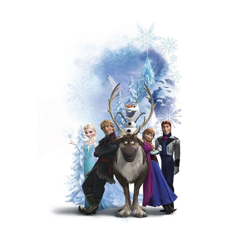 kalotaranis.gr-wall decal,dinsey,frozen,Elsa,Anna,Olaf