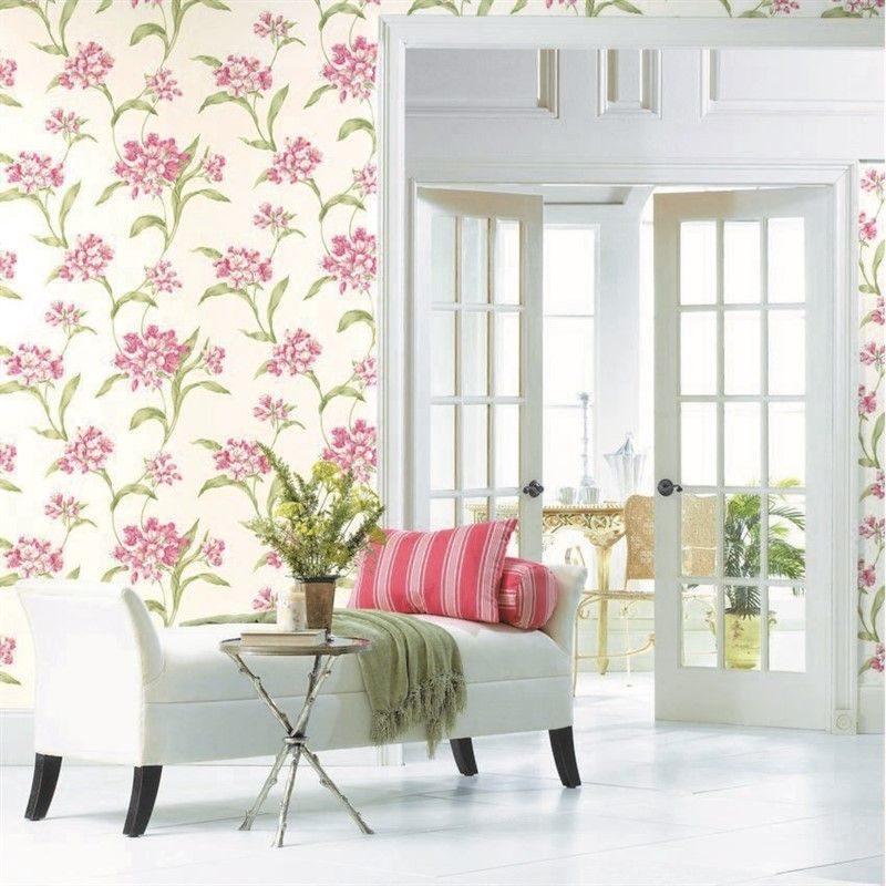 kalotaranis.gr-stock house,ταπετσαρία τοίχου,λουλούδια