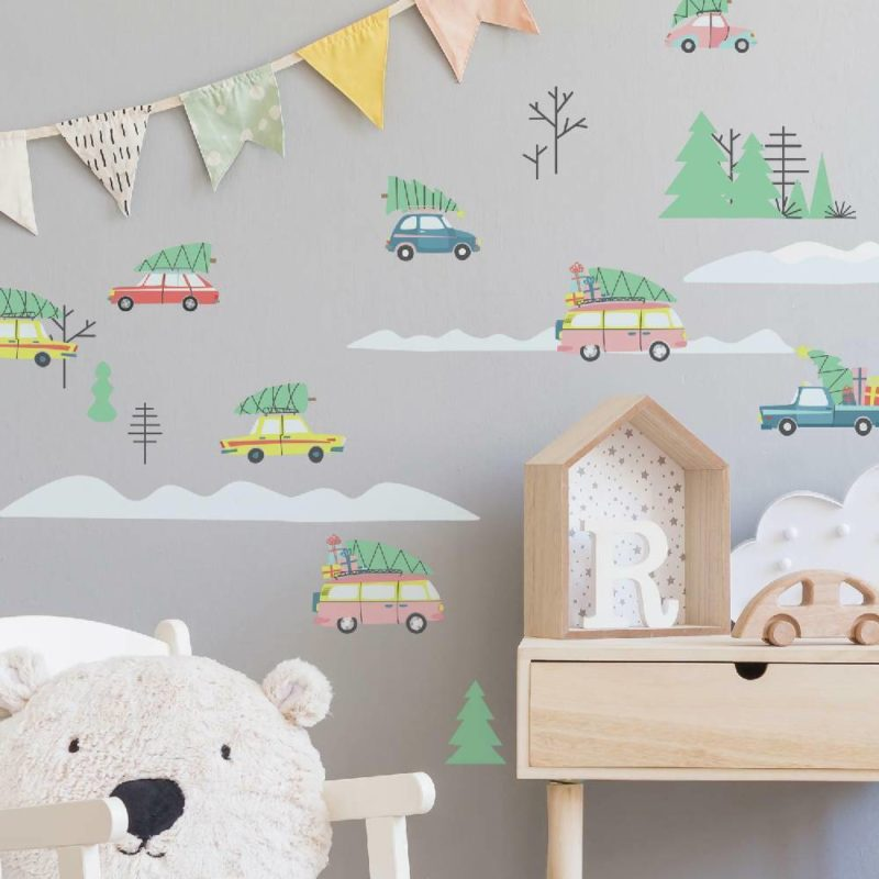 kalotaranis.gr-wall decals,Christmas,DIY