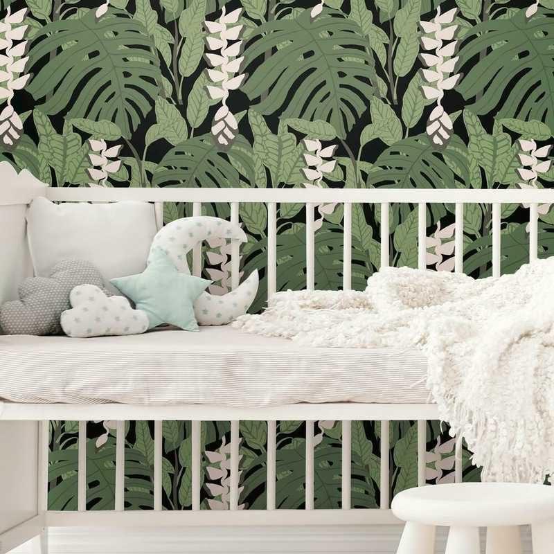 kalotaranis.gr-peel and stick wallpaper,decoration,leaves