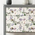 kalotaranis.gr-peel and stick wallpaper,decoration,blossom,butterflies