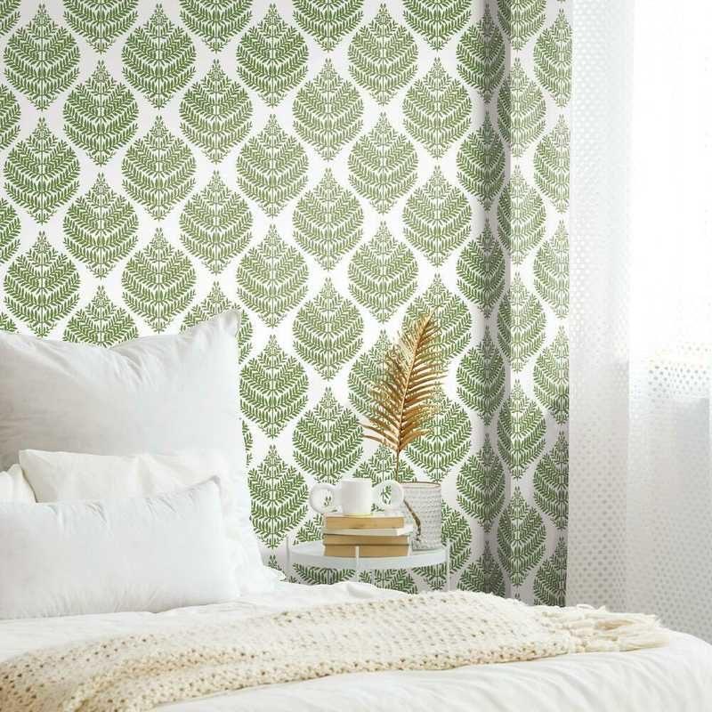 kalotaranis.gr-peel and stick wallpaper,decoration,damask