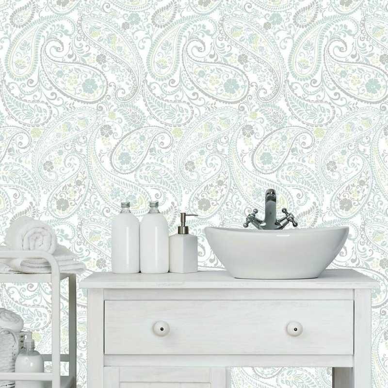 kalotaranis.gr-peel and stick wallpaper,decoration,paisley