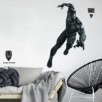kalotaranis.gr-wall decals,marvel,avengers,black panther