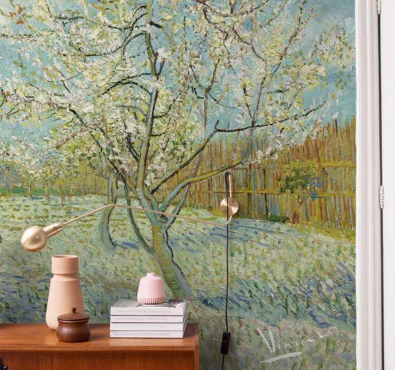 kalotaranis.gr-mural,famous painters,Van Gogh