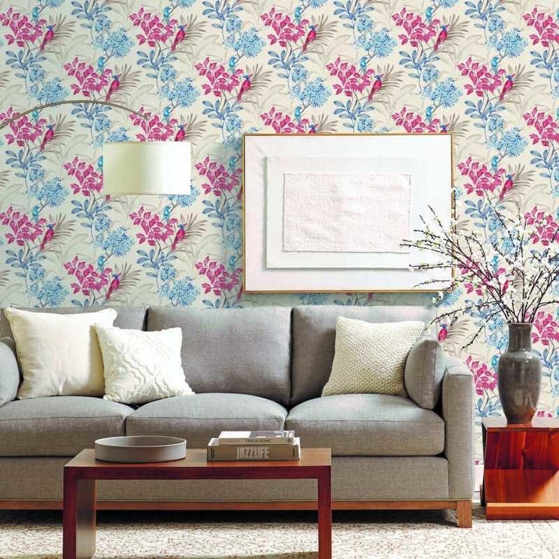 kalotaranis.gr-wallcovering,flowers,birds