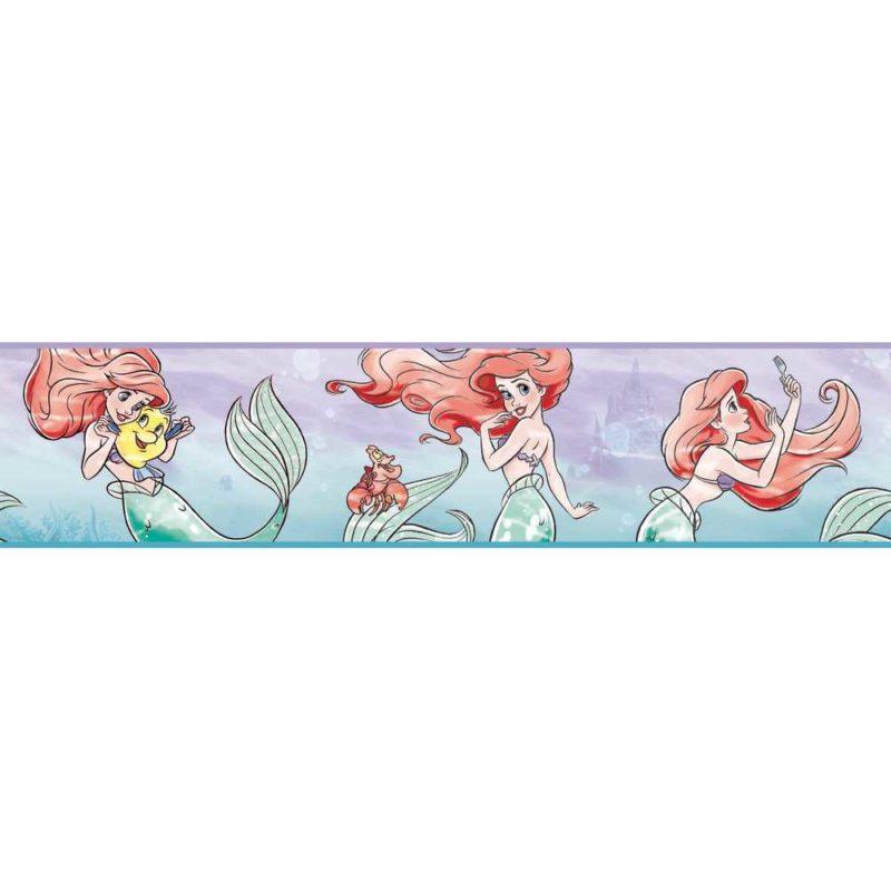 kalotaranis.gr - border,ariel,little mermaid