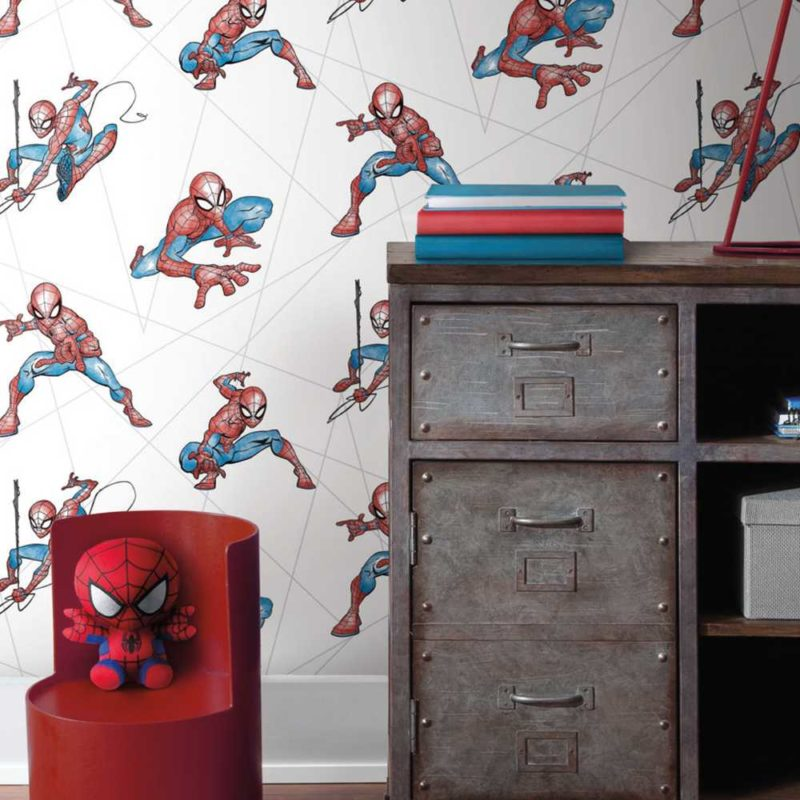 kalotaranis.gr -wallcovering,spider-man