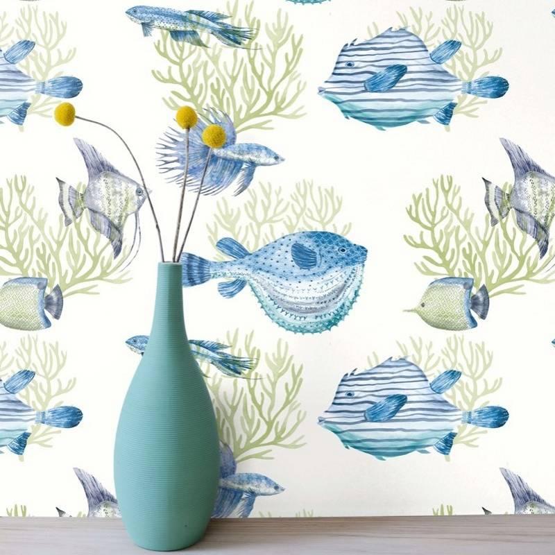 kalotaranis.gr-wallpaper,sea,fishes