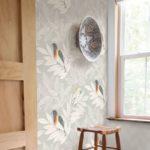 kalotaranis.gr-wallpaper,flowers,leaves,branches,birds