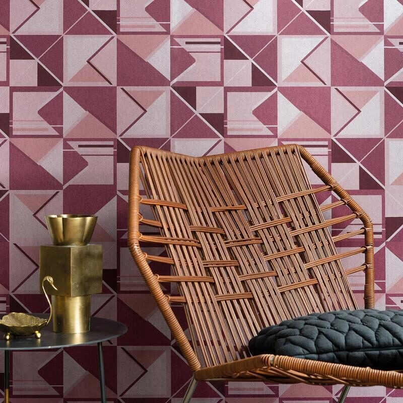 kalotaranis.gr-ταπετσαρία τοίχου,γεωμετρικά σχήματα